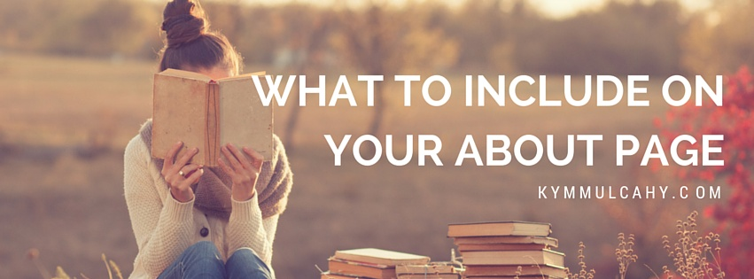 What To Include On Your About Page