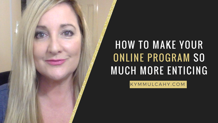 How To Add Bonuses To Your Online Program & Make It More Enticing
